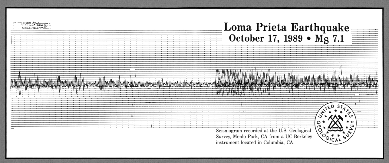 a research on the loma prieta earthquake These lessons were extracted from the research report summaries and from  discussions with practicing professionals familiar with the loma prieta  earthquake.